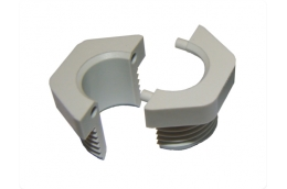 Split screwed cable gland (plastic)